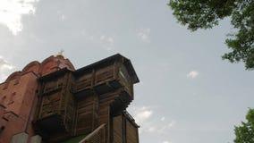 古老木堡垒 股票视频