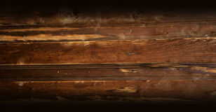 古老木背景纹理 免版税库存照片
