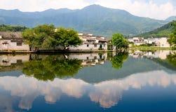 古老村庄 图库摄影