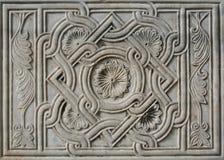 古老框架石头 免版税库存照片