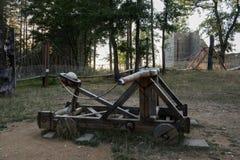古老武器 免版税图库摄影