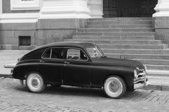 古老汽车 免版税图库摄影