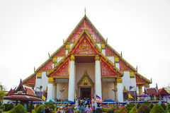 古老泰国 免版税图库摄影