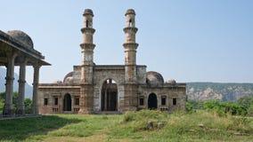 古老清真寺和陵墓在古杰雷特 库存照片
