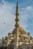 古老清真寺在伊斯坦布尔 库存照片