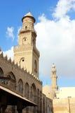 古老清真寺在埃及 免版税库存图片