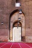古老清真寺在开罗在埃及 免版税库存照片