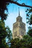 古老清真寺 免版税图库摄影