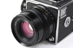 古老照相机 库存照片