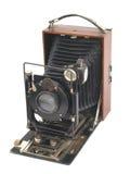 古老照相机 免版税图库摄影