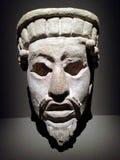 古老玛雅人艺术 库存照片