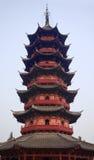 古老瓷塔ruigang苏州 图库摄影