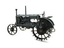 古老的拖拉机 免版税图库摄影