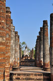 古老的Sukhothai 免版税库存照片