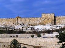 古老石堡垒 免版税图库摄影
