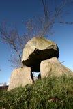 古老石头符号 库存照片