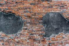 古老砖墙 免版税图库摄影