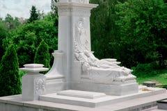 2古老纪念碑 免版税库存图片