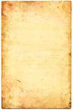 古老纸张 库存照片