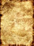 古老纸张 库存例证