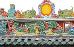 古老结构瓷s 免版税图库摄影