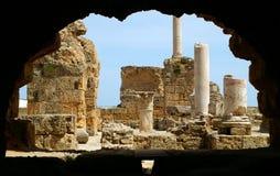 古老结构 免版税库存图片