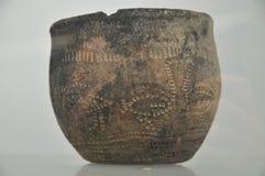 古老罐 免版税库存图片