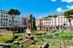 古老罗马 库存照片