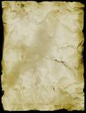古老羊皮纸 免版税库存照片