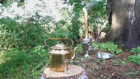 古老老俄国式茶炊 股票录像
