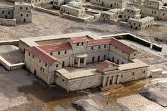 古老耶路撒冷。 PаlаÑе 免版税库存图片