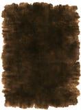 古老背景皮革羊皮纸纹理 免版税库存照片