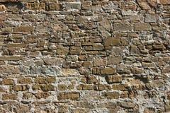古老背景石墙 免版税库存照片