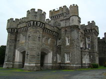 古老英国样式建筑学 免版税图库摄影