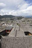 古老达扬lijiang城镇 免版税图库摄影