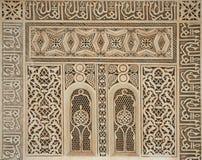 古老阿拉伯模式 库存照片