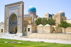 古老陵墓穆斯林 免版税库存图片