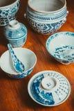 古老陶器 免版税库存图片