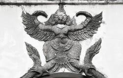 古老雕象 免版税库存照片