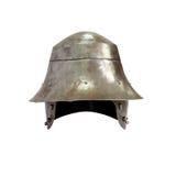 古老骑士盔甲 库存图片