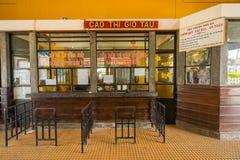 古老驻地是著名地方,旅行家的历史目的地大叻的,越南 库存照片