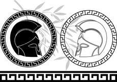 古老幻想盔甲 免版税库存照片