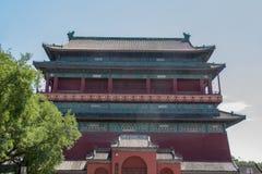 古老结构汉语 图库摄影