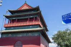 古老结构汉语 免版税图库摄影