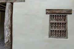 古老结构 库存图片