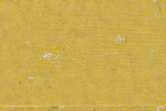 古老黄色纸板 图库摄影