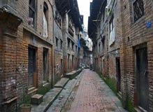 古老Bhaktapur (Bhaktapur) 库存照片