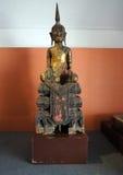 古老Buddhas 免版税库存图片