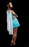 古老cleopatra埃及人妇女 免版税库存图片