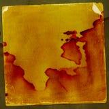 古老grunge纸张使用了 免版税库存图片